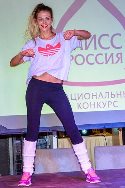 Фото №7 - Все таланты в «Мисс Кузбасс»