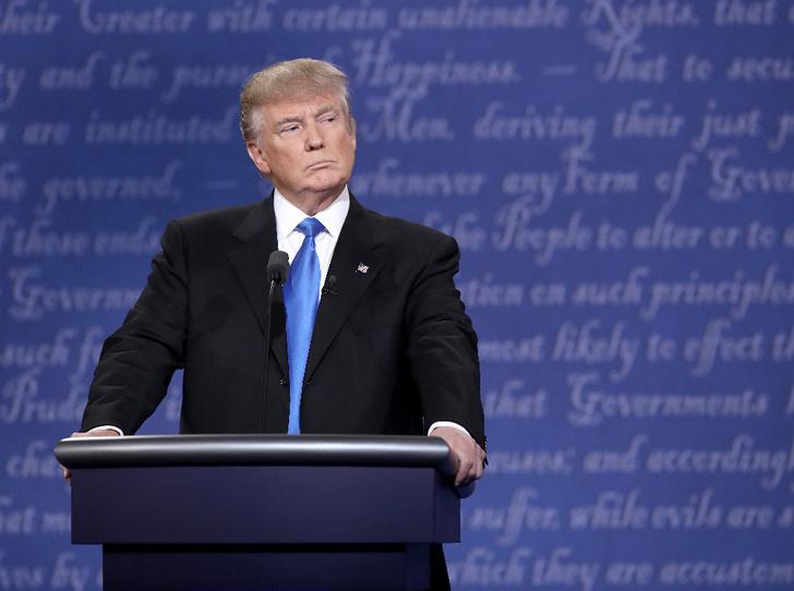 Фото №3 - Запутался в Америке: с Дональдом Трампом случился конфуз