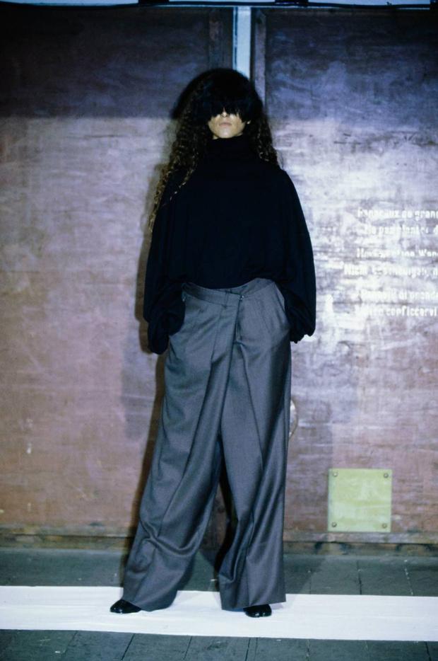 Фото №5 - Мартин Маржела— изобретатель современной моды. Вот пять его революционных показов