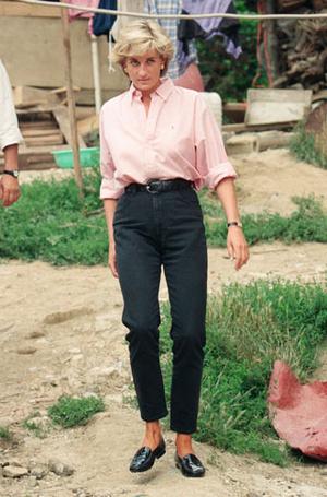 Фото №3 - Как принцесса Диана одевалась в 90-е годы