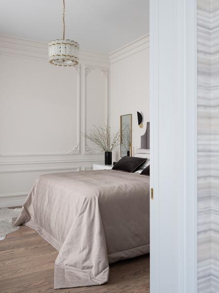 Фото №14 - Элегантный дом во французском стиледля молодой пары