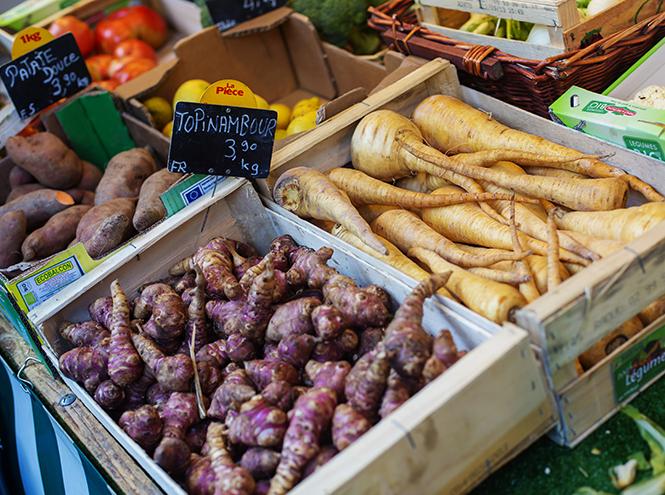 Фото №5 - Что едят шеф-повара: салат с папайей, креветками и маринованным корнем лотоса
