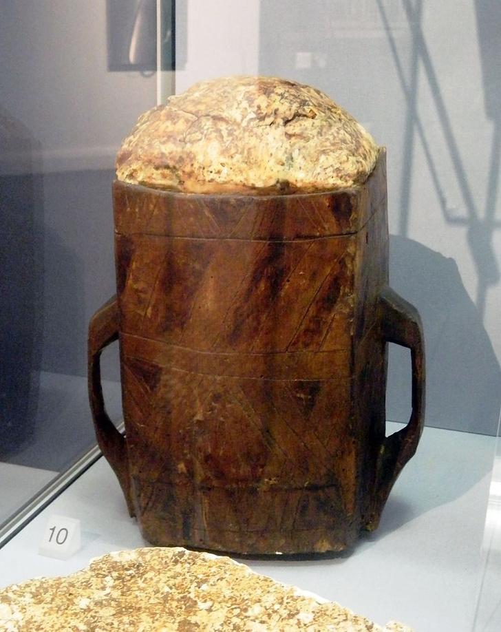 Фото №3 - По истечении срока годности: насколько древнюю еду и напитки находили археологи