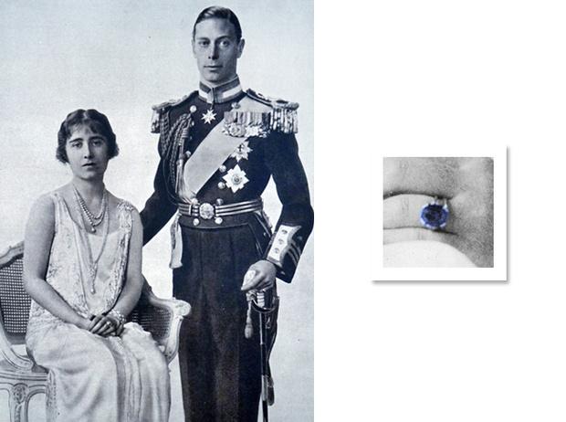 Фото №5 - Помолвочные кольца Виндзоров: проклятый рубин, кармический сапфир и порочный изумруд