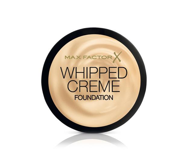 Тональный крем-мусс Whipped Cream Foundation, Max Factor