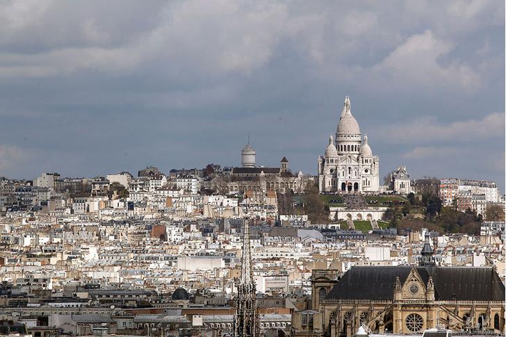 Фото №1 - Крыши Парижа