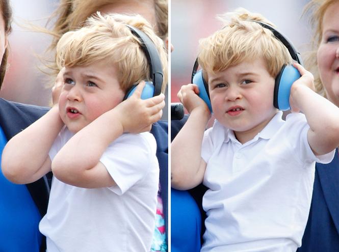 Фото №18 - Кризис трех лет по-королевски: принц Джордж показал характер