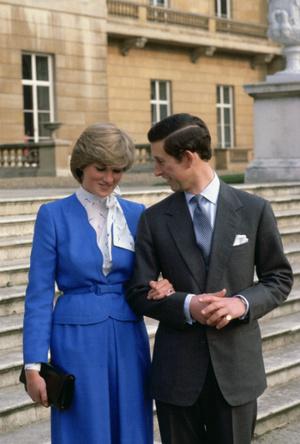 Фото №3 - Никакой романтики: что Чарльз сделал после того, как Диана согласилась выйти за него