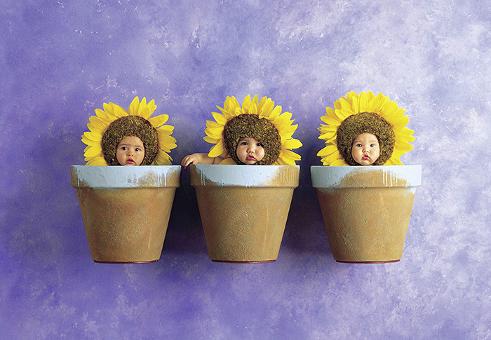 Фото №1 - Как организовать фотосессию малыша