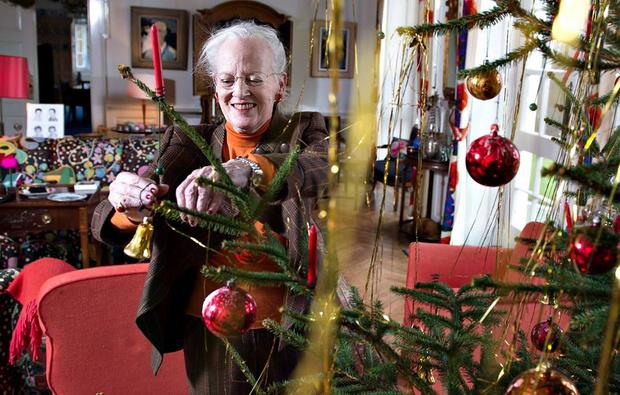 Фото №1 - Как проводит Рождество Королева Дании