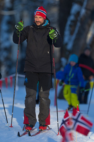 Фото №15 - Кронпринц Хокон: почему будущий король Норвегии ─ наш герой