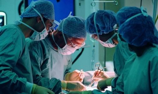 Фото №1 - В Петербурге прооперировали сердце 5-дневного малыша с помощью 3-D моделирования