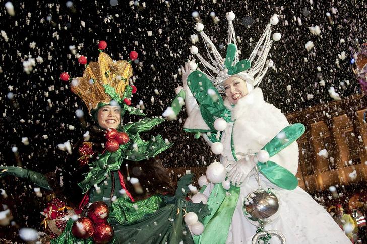 HamleysRussia, мастер-классы, карнавал