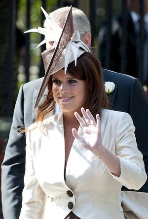 Фото №25 - 25 необычных шляп на королевских свадьбах