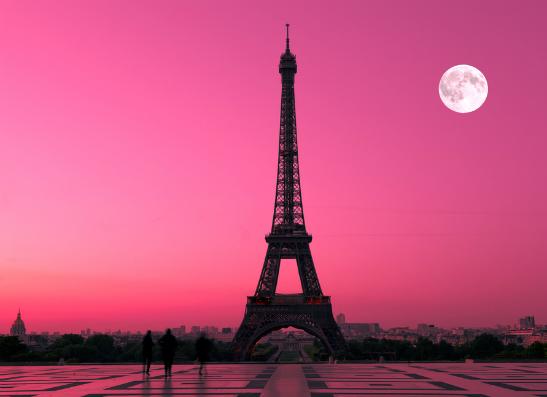 Фото №1 - Дневник стилиста: Paris! Paris!