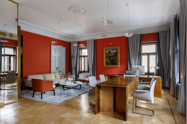 Фото №5 - Офис юридической фирмы в особняке XIX века в Москве