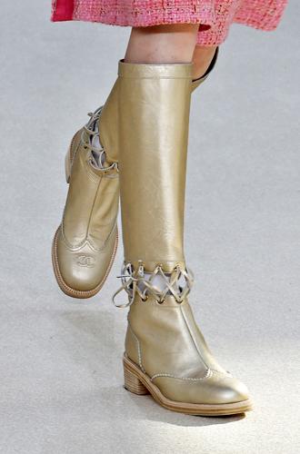 Фото №60 - Самая модная обувь сезона осень-зима 16/17, часть 2