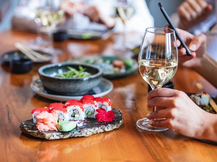 Фото №4 - От пасты до суши: как подбирать вино к разным национальным кухням
