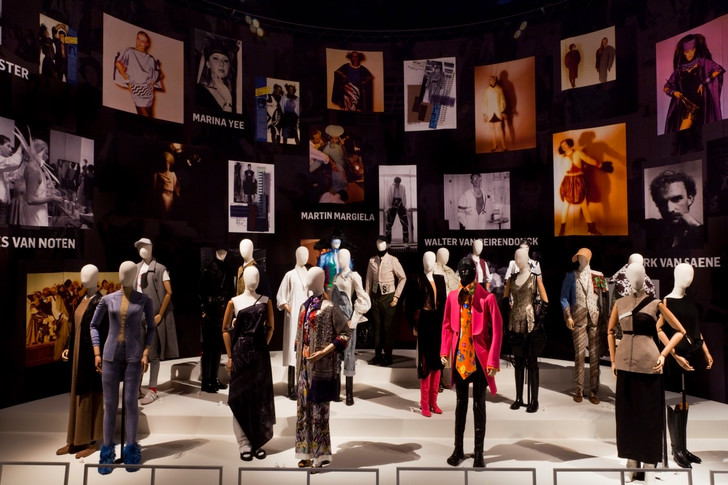 Фото №9 - Музей моды MoMu в Антверпене открывается после реконструкции
