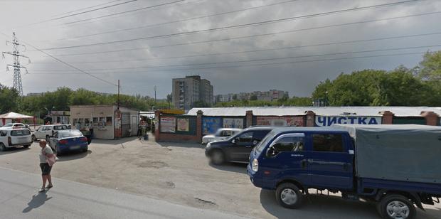 Фото №1 - Крупнейший рынок Советского района Новосибирска вскоре могут снести