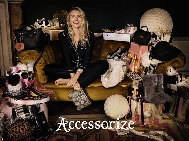 Фото №2 - Accessorize представляет новую рекламную кампанию с Дри Хемингуэй