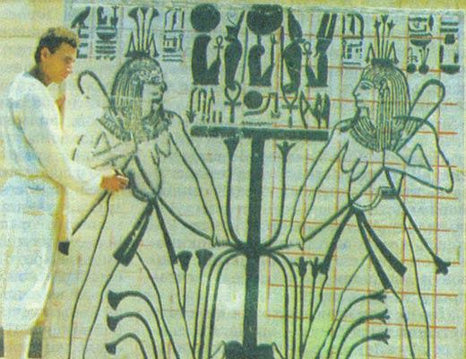 Фото №1 - «Машина времен» доктора Рагаба