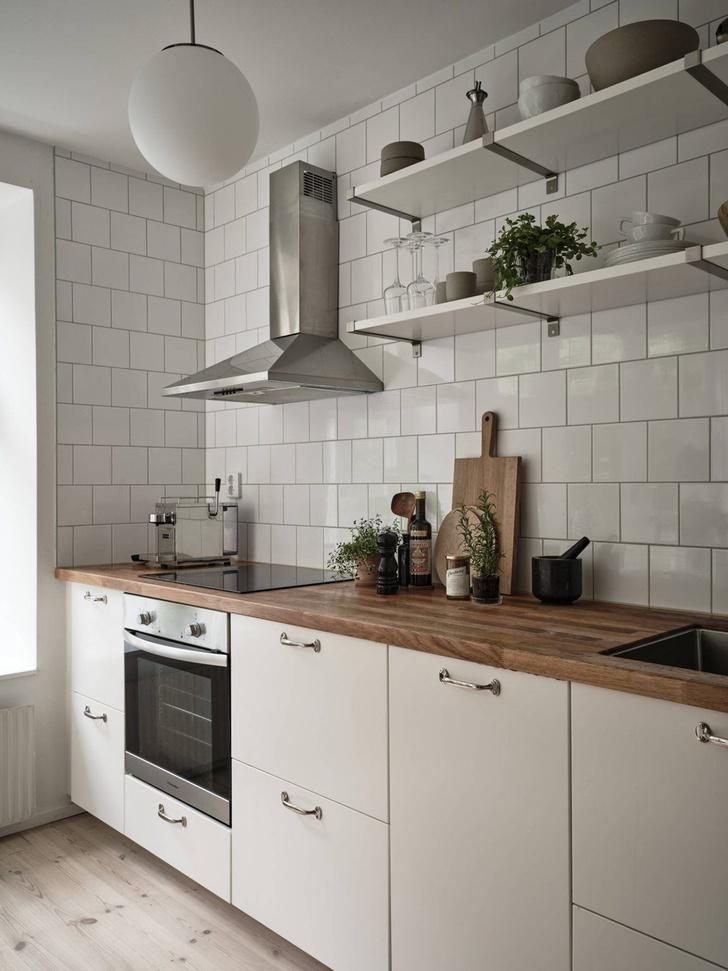 Фото №12 - Маленькая, светлая квартира в Гетеборге