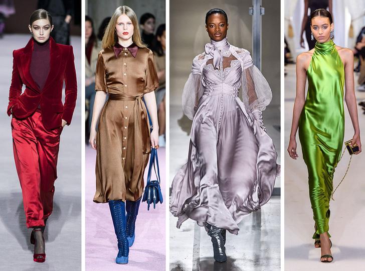 Фото №2 - 10 трендов осени и зимы 2019/20 с Недели моды в Нью-Йорке