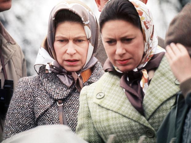 Фото №2 - Сестринская любовь: как Королева помогла принцессе Маргарет пройти через тяжелый развод
