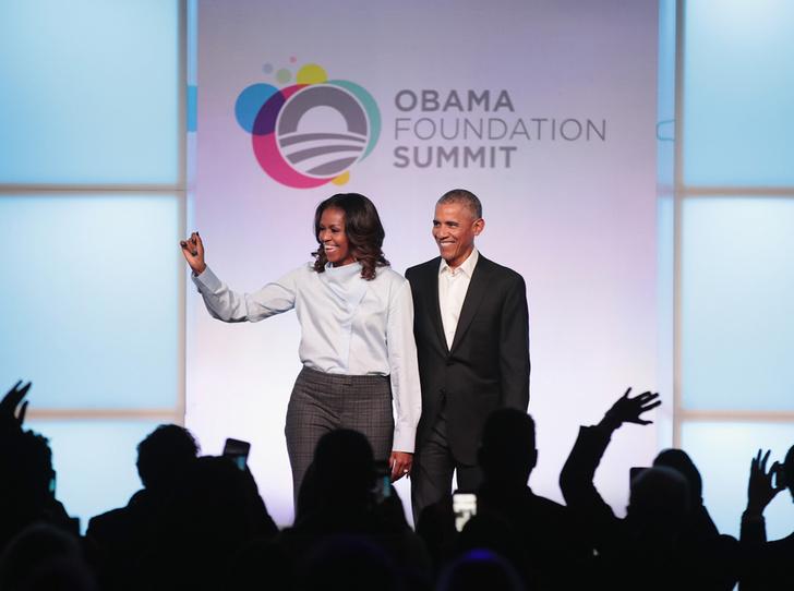 Фото №6 - «Теневой президент»: куда пропал Барак Обама (и к чему он готовится)