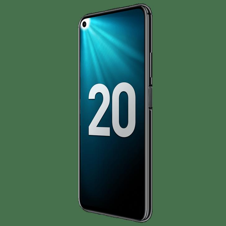 Фото №1 - HONOR представляет новую флагманскую серию смартфонов HONOR 20