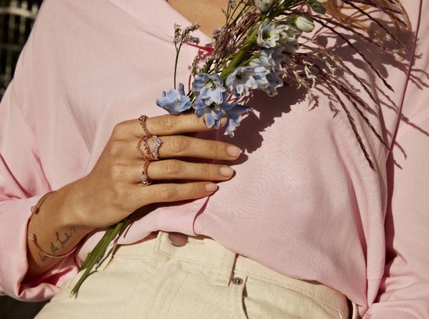 Фото №3 - Цветочный сад: новая коллекция Pandora, посвященная весне