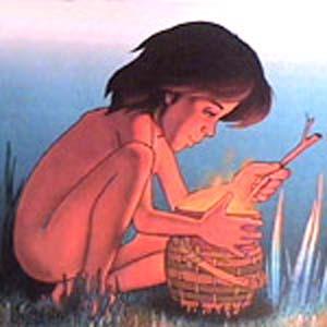 Фото №1 - Женщина-Маугли вышла из джунглей