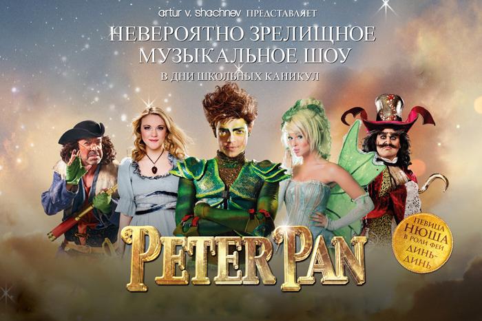 Фото №1 - Шоу «Питер Пэн». Викторина