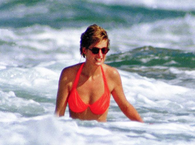 Фото №23 - Принцесса пляжа: бикини-стиль Дианы
