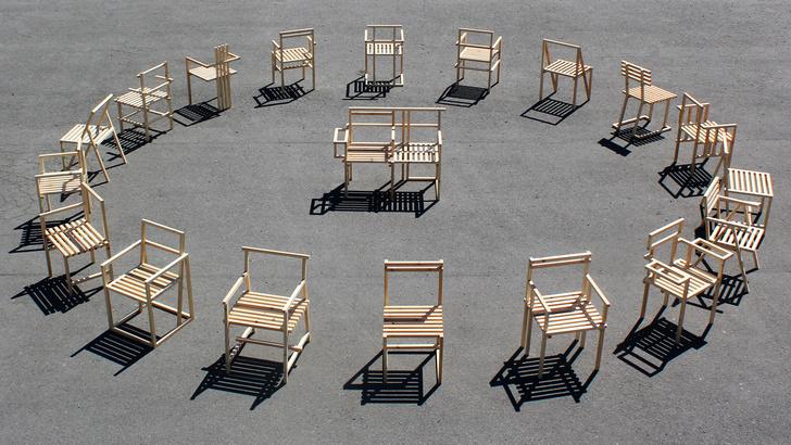 Фото №1 - 19 стульев, созданных на карантине