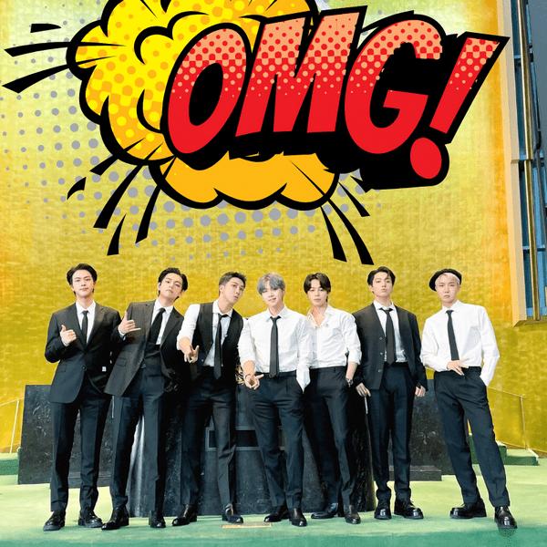 Фото №1 - Гордость страны: как BTS выступили в ООН? 😎