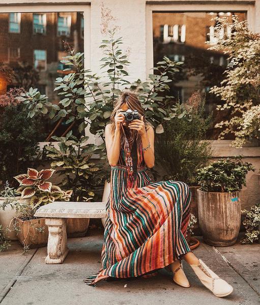 Фото №3 - 6 правил создания стильного fashion-блога в Instagram
