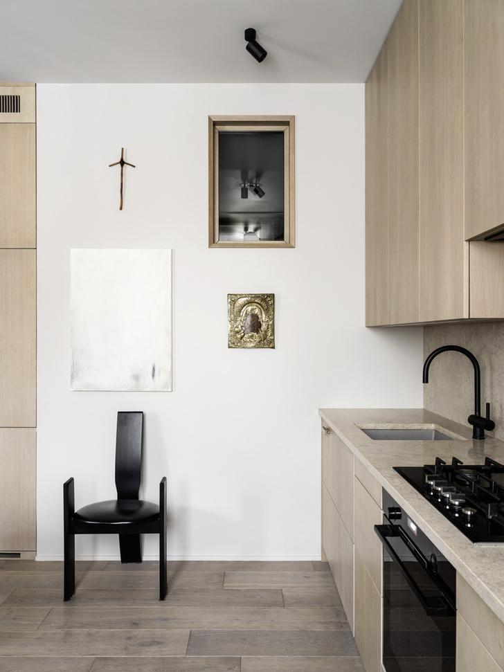 Фото №3 - Законы природы: квартира дизайнера Анастасии Комаровой