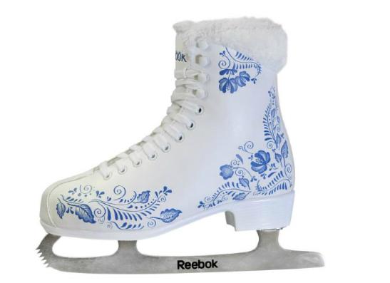 Фото №3 - Мода на льду: Reebok представил обновленную линейку женских коньков