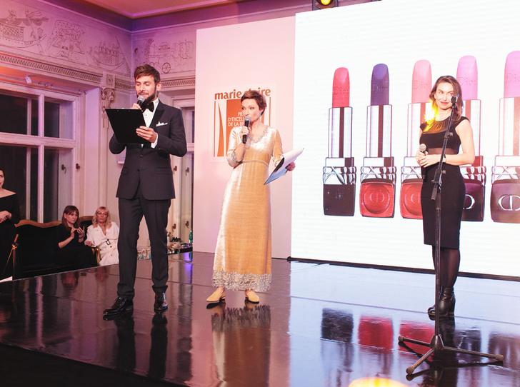 Фото №1 - Lis Channel о премии Prix d'Excellence de la Beauté