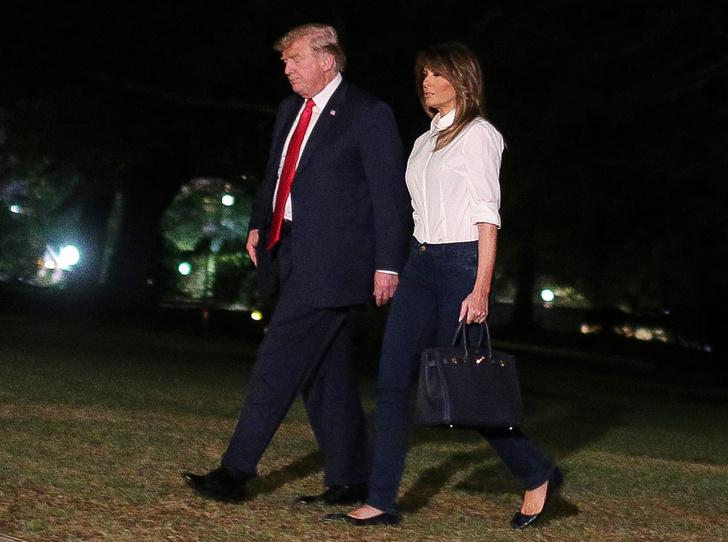 Фото №6 - Во сколько оценивается коллекция сумок Birkin Мелании Трамп?