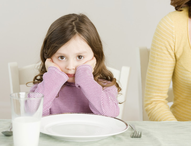 Чем кормить болеющего ребенка