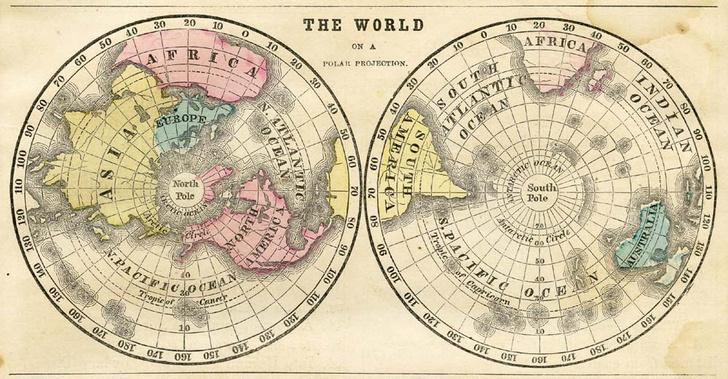 Фото №8 - Сказка о найденном времени: 10 фактов о часовых поясах