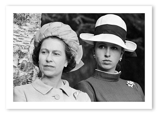 Фото №7 - Британская Катрин Денев: принцесса Анна, какой вы ее не знали
