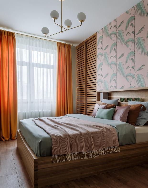 Фото №11 - Московская квартира 130 м² в пастельных тонах