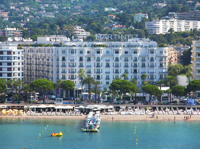 Фото №2 - Каннская жемчужина: отель Martinez вновь принимает гостей