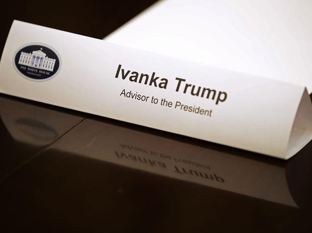 Фото №10 - Бесполезная Иванка Трамп: почему Первой дочери США пора покинуть Белый дом