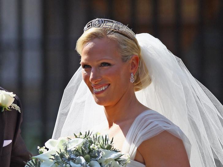 Фото №5 - 5 секретов свадебного макияжа британских принцесс и герцогинь