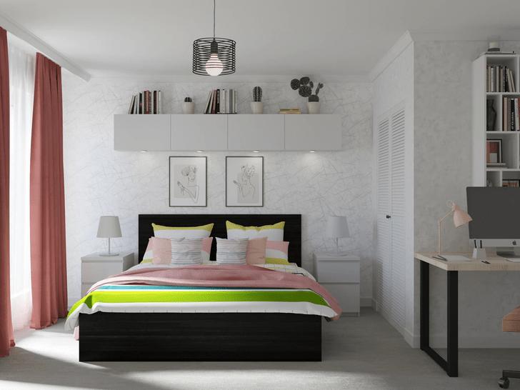 Фото №7 - My Space: Как изменить комнату без ремонта и своими руками